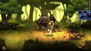 SteamWorld Quest: Hand of Gilgamech - Pierwsze wrażenia (FAJNE!)
