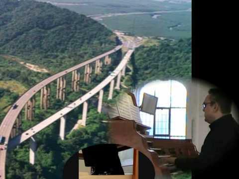 ♣ Anthem ♣ of BRASIL ►OrganVersion by ►Detlef Steffenhagen