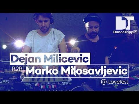 Dejan Milicevic b2b Marko Milosavljevic at Lovefest (Serbia)
