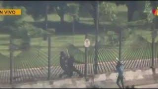 Joven murió por disparos de Guardia Nacional Bolivariana - CHV NOTICIAS