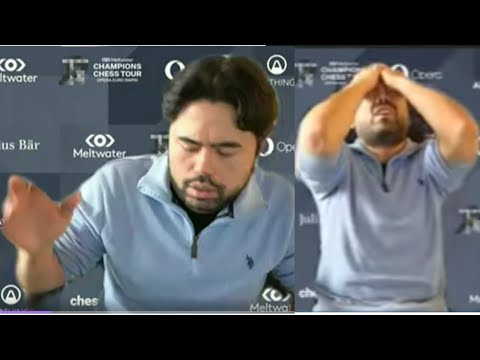Nakamura Gets Angry, Hits the Table and Talks to Himself When He is Eliminated in the Preliminaries