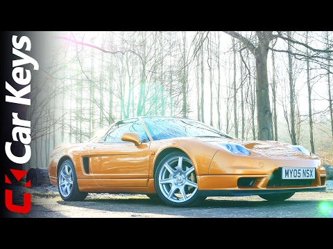 Honda NSX Review - A Legend Revisited - Car Keys Classics