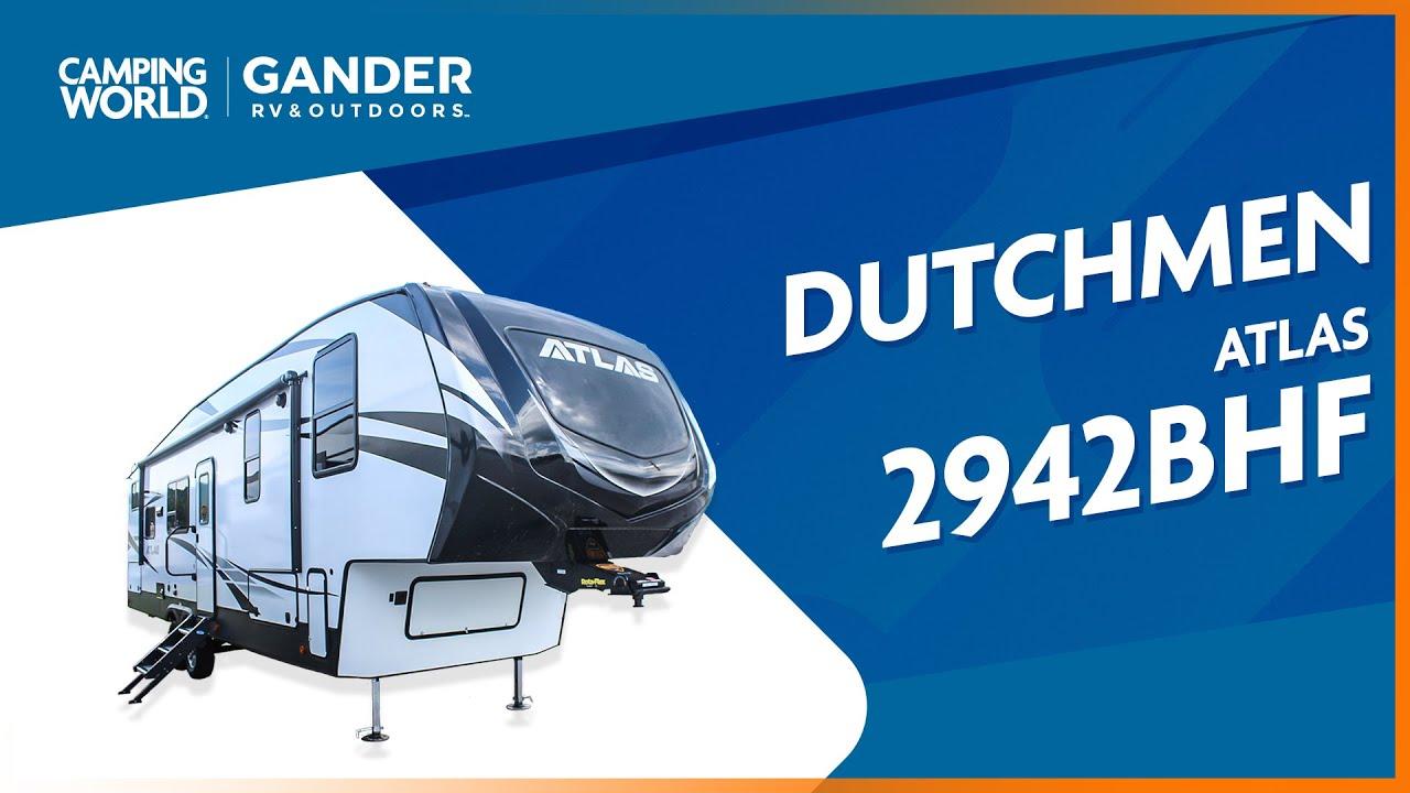 2021 Dutchmen Atlas 2942BHF | 5th Wheel - RV Review: Camping World