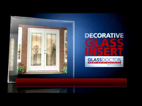 Home Entry Door Glass Repair By Glass Doctor