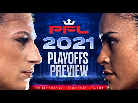 2021 PFL Playoffs Preview: Women's Lightweights & Heavyweights