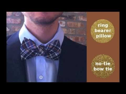 How To Tie Bow Tie Step By Step Instructions