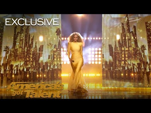 Tyra Banks' SLAYmazing Entrances On AGT  America's Got Talent 2018