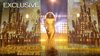 Tyra Banks' SLAYmazing Entrances On AGT - America's Got Talent 2018
