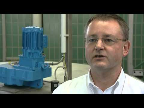 Bauer Gear | Permanent Magnetic Synchronous Motors deliver 40% energy savings | English