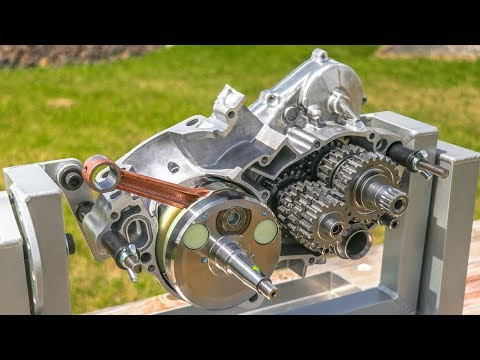 A Problem With My CR250 Engine Build!