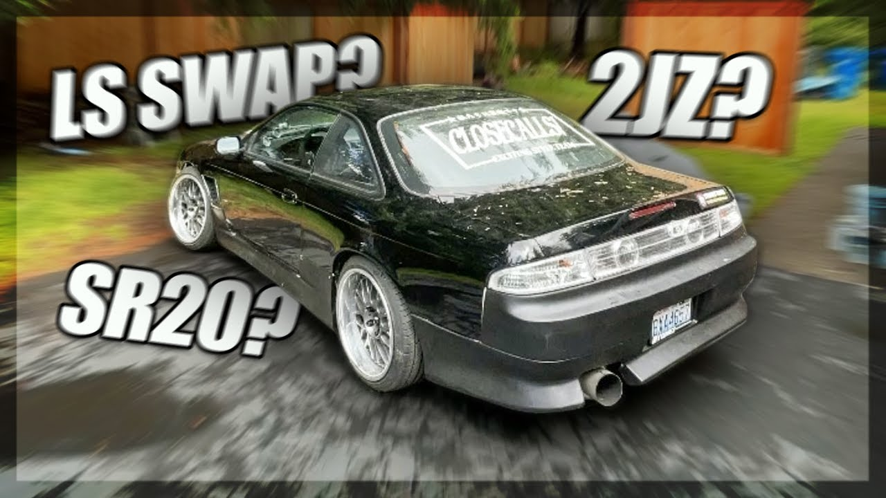The Nissan S14 Situation...