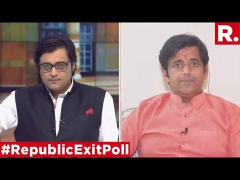 Ravi Kishan Speaks To Republic TV Discussing Projections Of Uttar Pradesh | #RepublicExitPoll