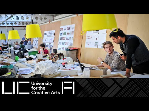 UCA - Portfolio Advice for Architecture and Interior Architecture