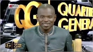REPLAY - QUARTIER GENERAL - Invités : MOHAMED NIANG & GORGUI SY DIENG - 17 Mai 2018 - Partie 2