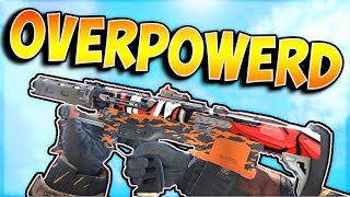 THE MADDOX RFB IS LIKE CHEATING...😱 (Overpowered Weapon) - Black Ops 4!!