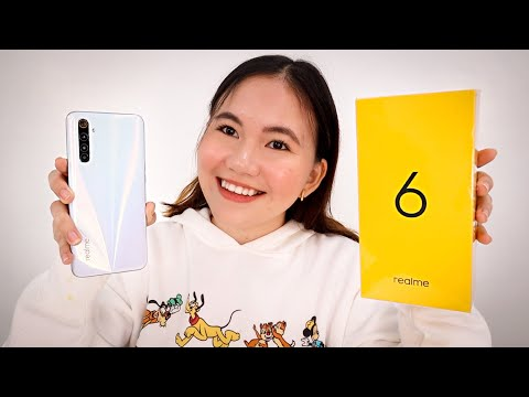 REALME 6 UNBOXING: WHY THIS IS MY FAVORITE!