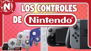 Del NES al Switch: una cátedra sobre controles