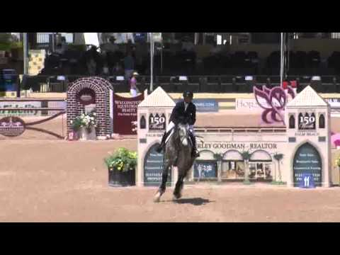 CAPICE BS , WEF 2012 $20000 Adequan 7 Year Old Jumper Classic.wmv