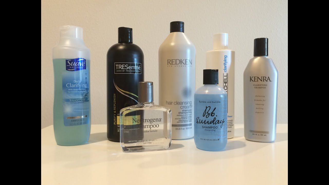 Best Clarifying Shampoos