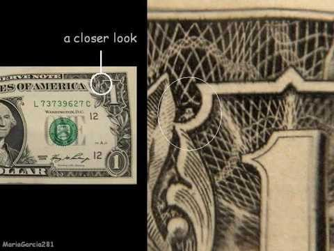 Dissecting A US Dollar Bill