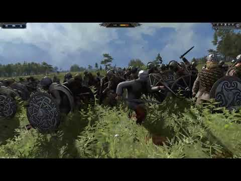 Highlight: Thrones of Britannia - Sudreyar vs Normaunds  