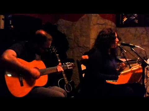 Jean+Simone - Close to me (Cure cover live @ small size Roma 31-05-2014)