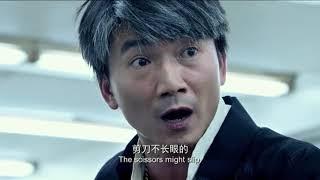 邹兆龙和甄子丹演的这一段电影,一般人演不了