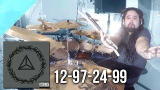 "Mudvayne - ""12-97-24-99"" drum cover by Allan Heppner"