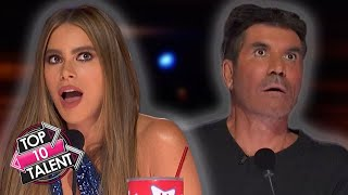 10 MESMERISING MAGICIAN Auditions On America's Got Talent 2021!