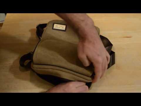 Plemo Canvas Vintage Messenger Bag Review