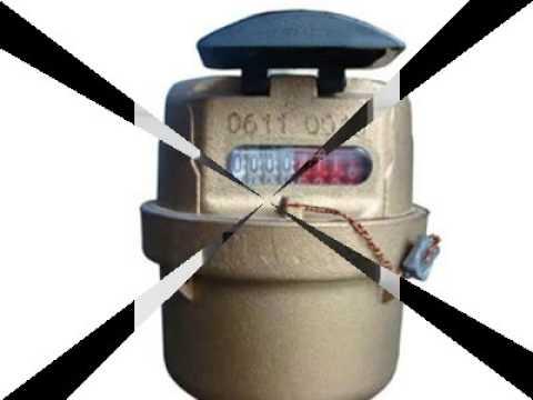 Rotary Piston Volumetric Dry Type Water Meter Supplier