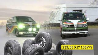 TCS test de pneus toutes saisons 2020