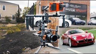 Alfa Romeo Rally & Film Tips!