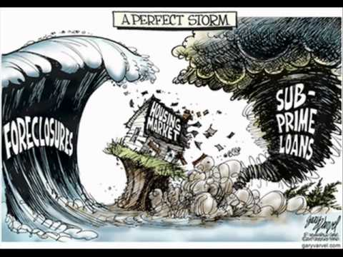 US Sub-prime mortgage crisis explained in 10 mins