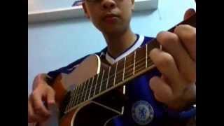 Anh Không Đòi Quà (Karik ft Only C)  (guitar solo)