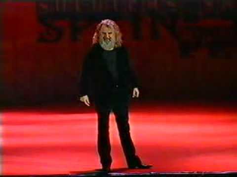 Billy Connolly - Solar system
