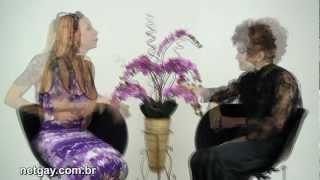 Papo Reto com Lorna Washington - edição 02