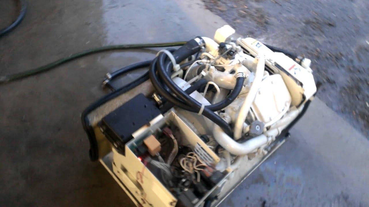 Kohler 6 5kw Marine Gas Generator