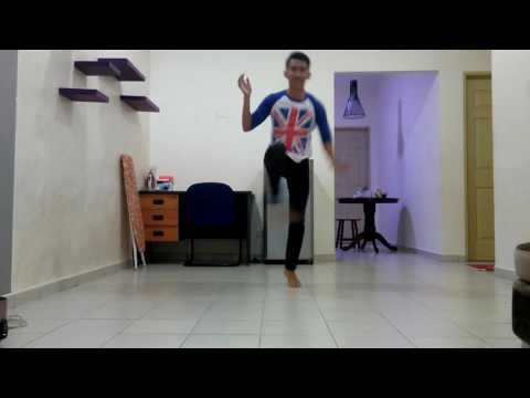 Melissa Francis - Happy Sampai Pagi (Sample Zumba Dance by Budit)