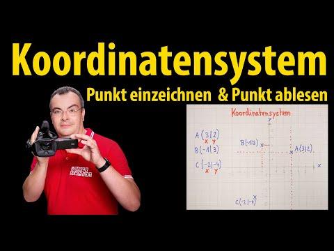 0 Lineare Funktionen Grundlagen - Punkte im Koordinatensystem from YouTube · Duration:  3 minutes 28 seconds