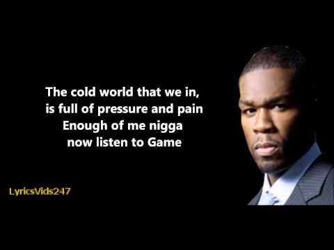 Hate It Or Love It Lyrics  The Game Feat 50 Cent  HD