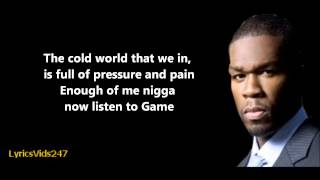Download Hate It Or Love It Lyrics - The Game Feat. 50 Cent // HD MP3 song and Music Video
