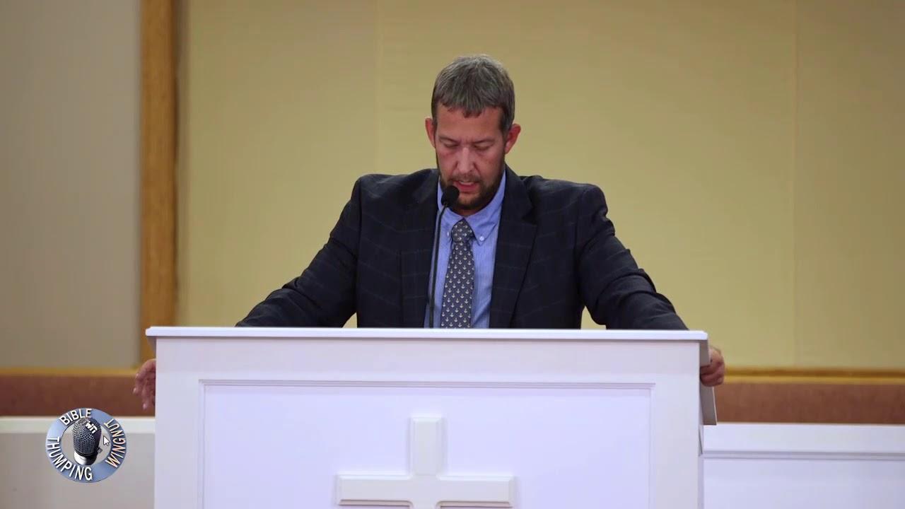 JD Hall talks about New Calvinism