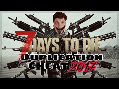 7-days-to-die-duplication-cheat-2017-(ps4-&-xbox-one-online)