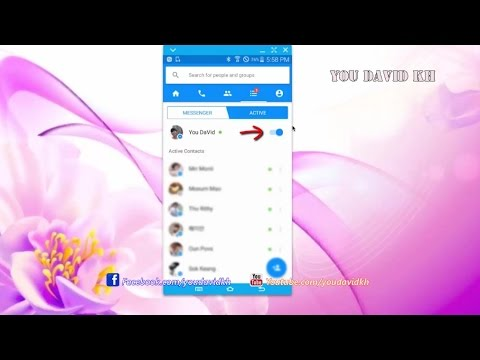 how to turn off permissions for facebook messenger