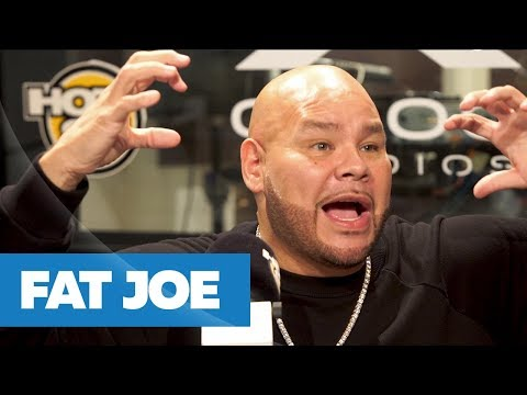 Flex and Fat Joe Discuss Some of The Greatest MC's of All Time #WeGotaStoryToTell019
