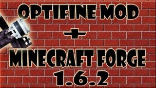 Como Instalar Minecraft Forge + Optifine MOD 1.6.4 [Tutorial En Español] [MISMOS PASOS]