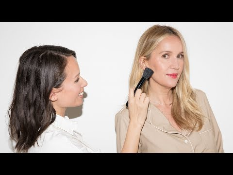 Coral Makeup Tutorial with My Assistant  | Monika Blunder