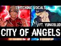 Nightcore City Of Angels (ft. YUNGBLUD) (SV)