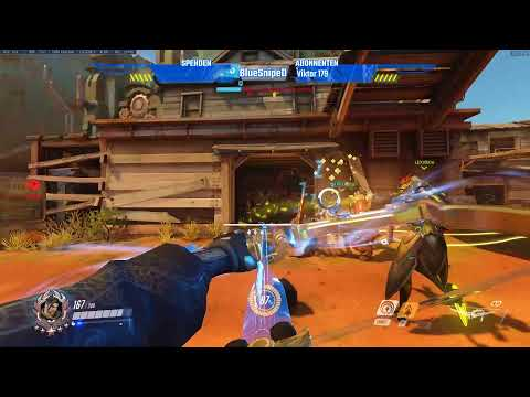 OVERWATCH BRONZE TO GOLD [GER] - Overwatch Replay